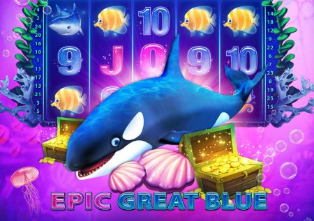 Epic Great Blue