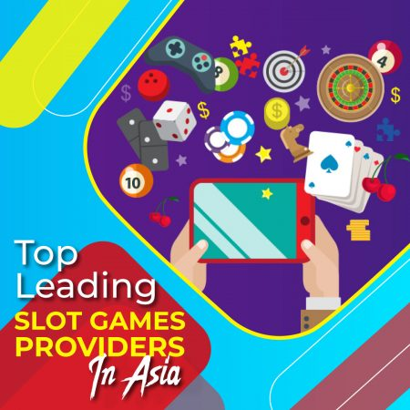 Top Leading Slot Game Providers In Asia