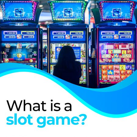 What Is A Slot Game and How Does It Works