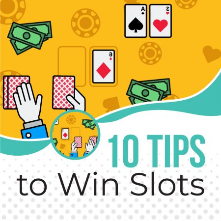 Top 10 Tips for Winning at Online Slots