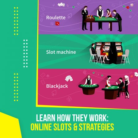 Learn How They Work: Online Slots & Strategies