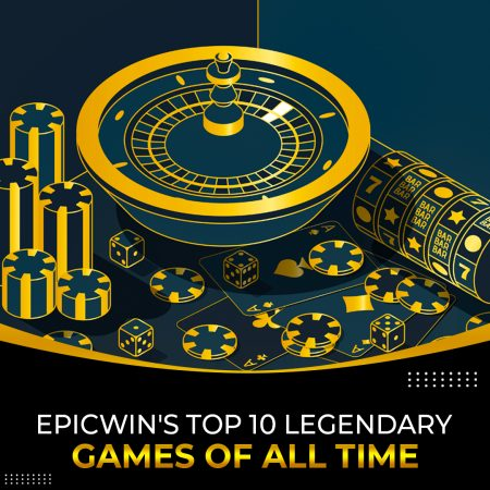 EpicWin's Top 10 Legendary Games of All Time