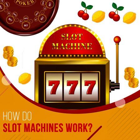 How Do Slot Machines Work?