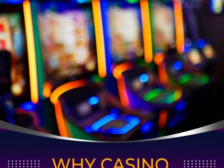 Why Casino Players Love Slot Machines